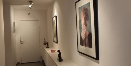 schilderen en behangen van appartement